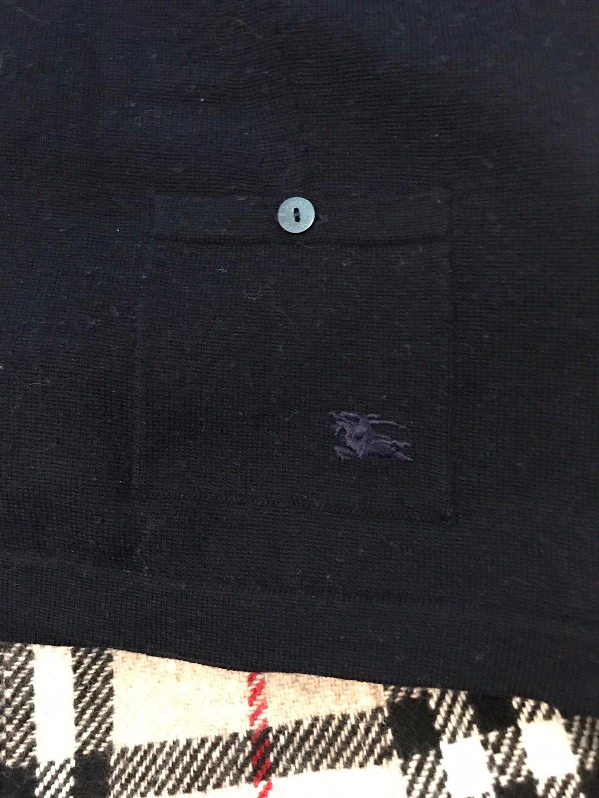 Klassisk Burberry skjørt i sort&hvit | FINN.no