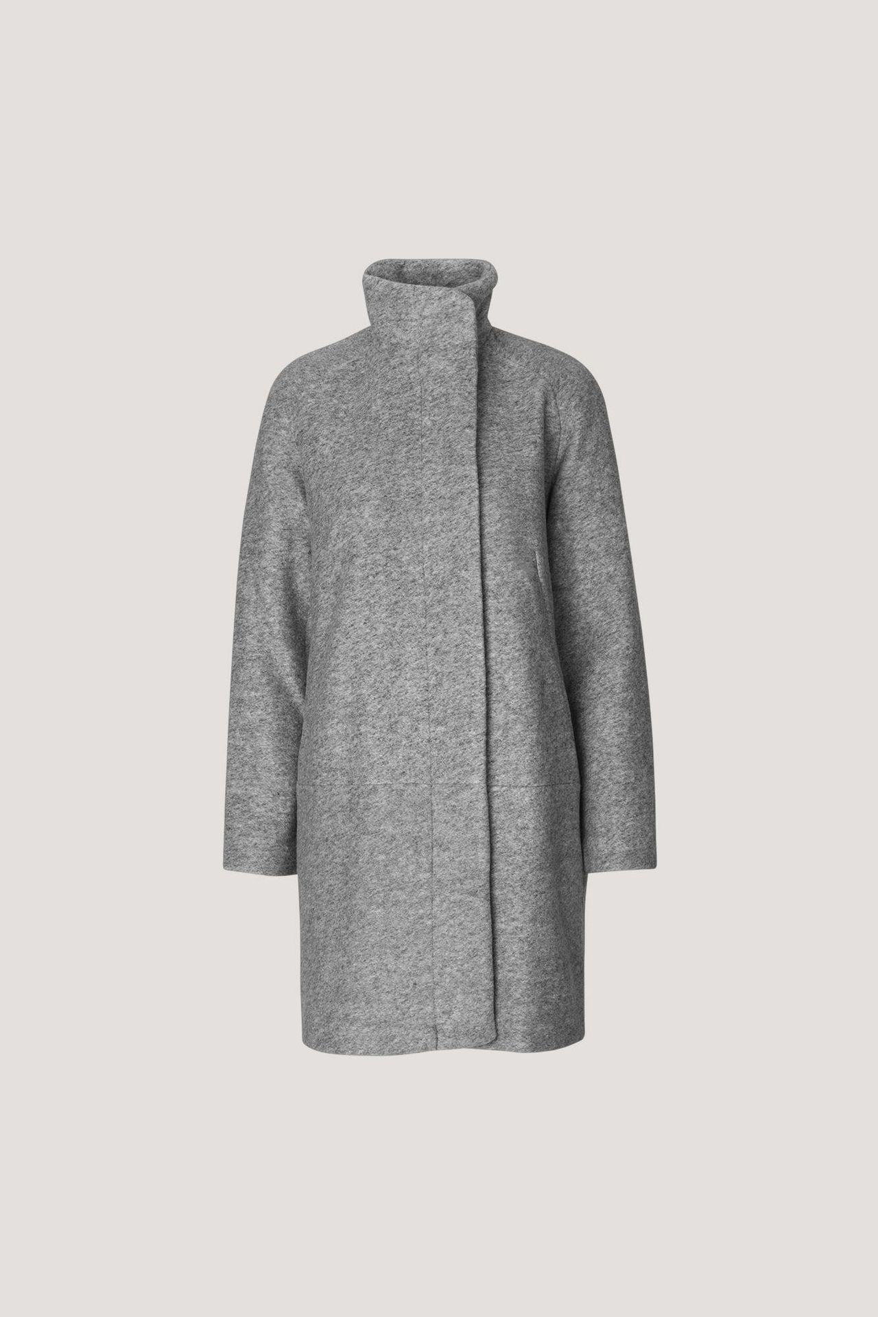 Varm og god Samsøe Hoff jacket, nesten ny | FINN.no