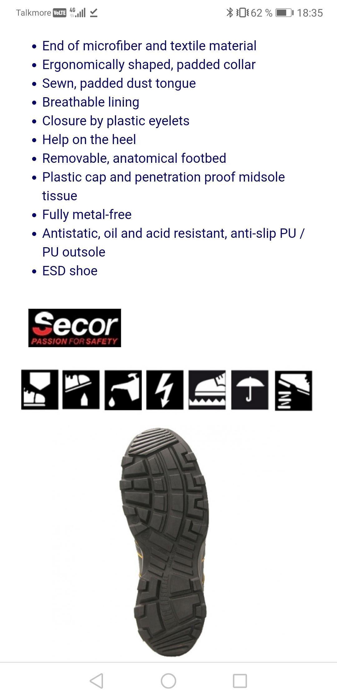 Secor S3 SRC Vernesko Str. 43 | FINN.no