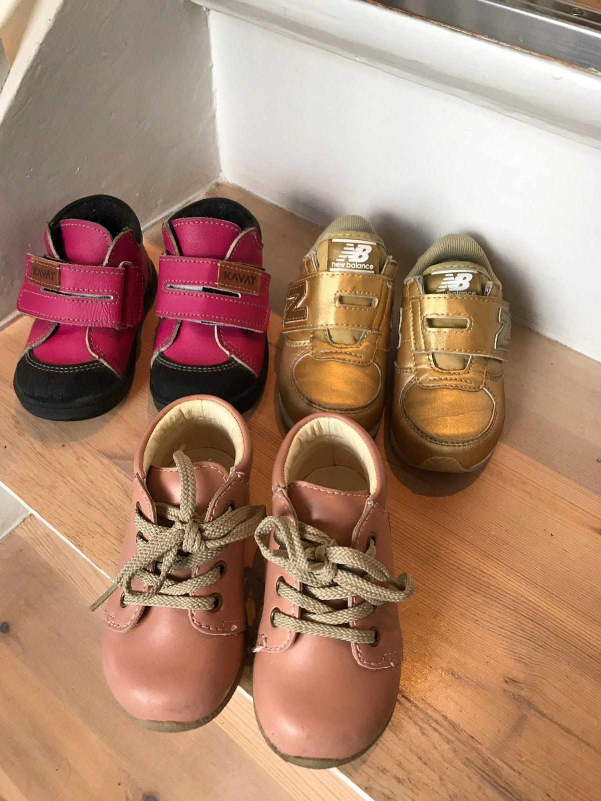 Pent brukt sko: Kavat Bisgaard Enfant Angulus New