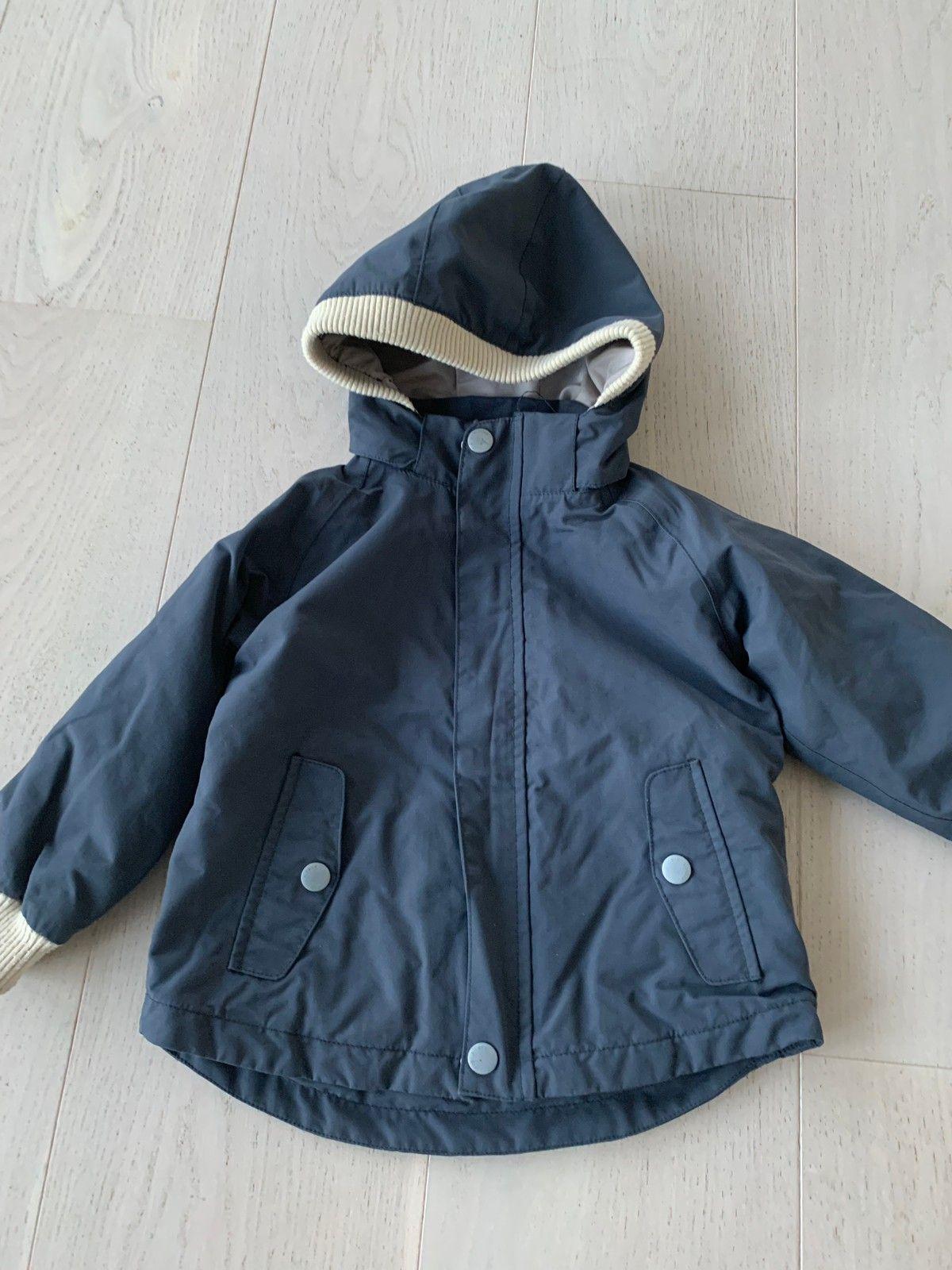 Mini a ture jakke str 80   FINN.no