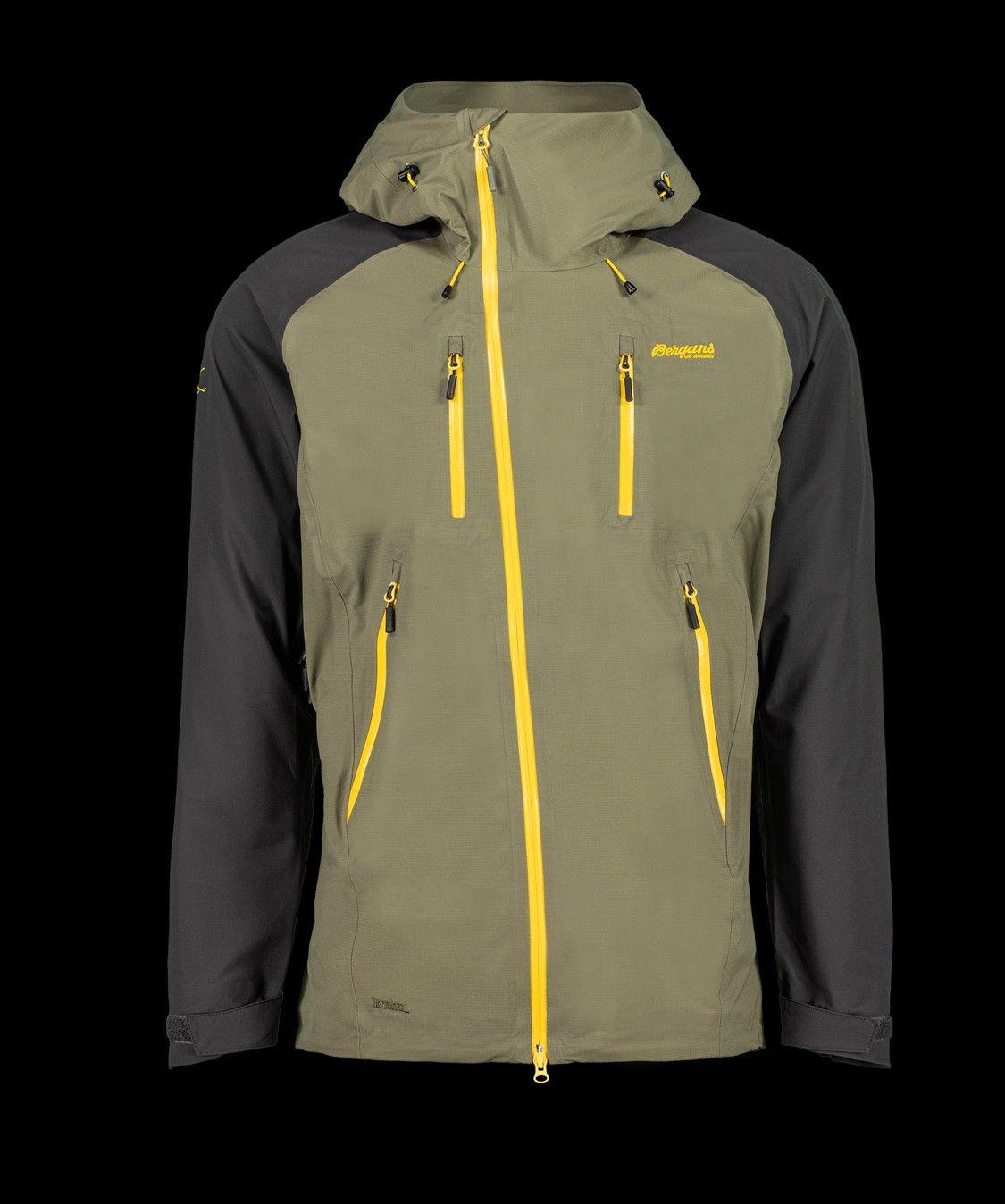 Romsdal 3L Jacket, skalljakke herre