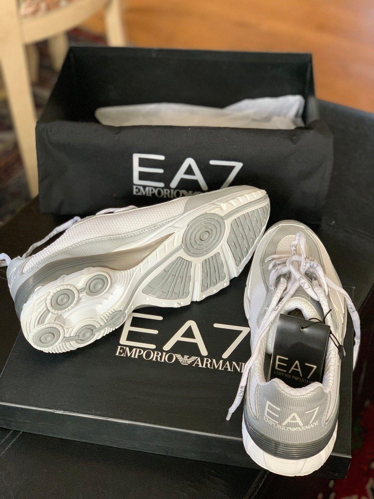 EA7 høstvinterjakke | FINN.no