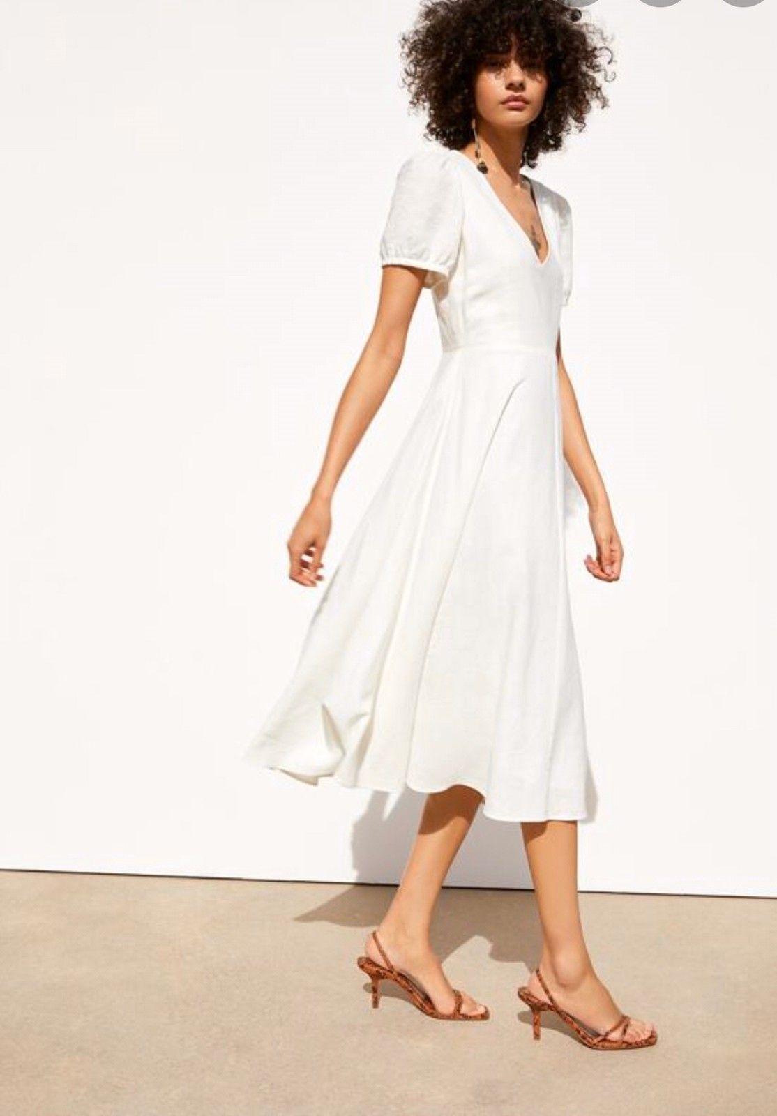 Kjempefin kjole fra Zara ny og ubrukt! | FINN.no