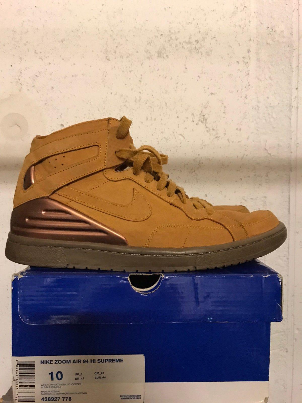 Supreme x Nike zoom Air 94 wheet US 10   FINN.no