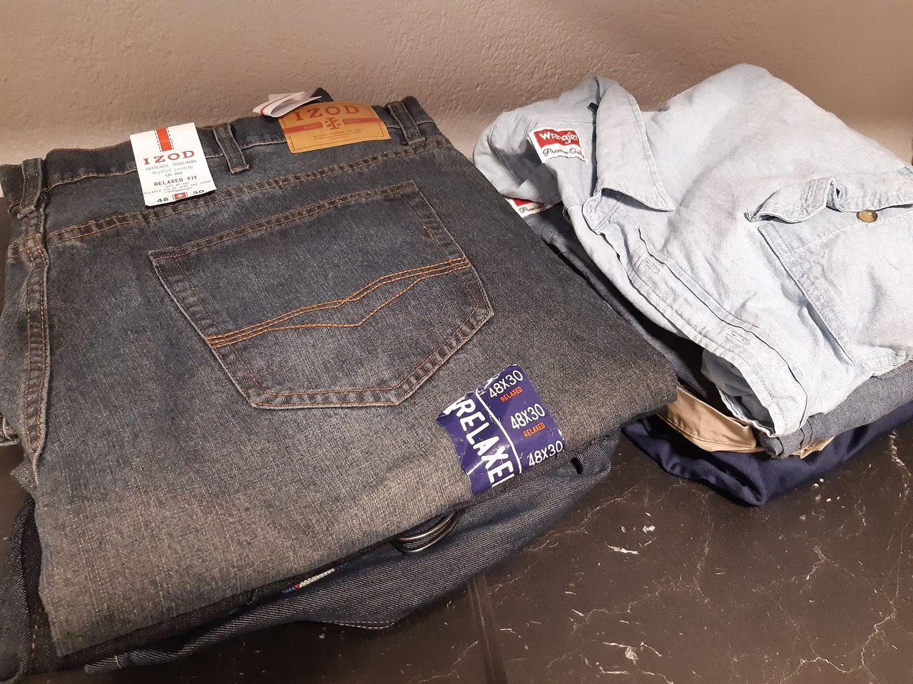 Izod Loose Fit Jeans For Men | Jeans men