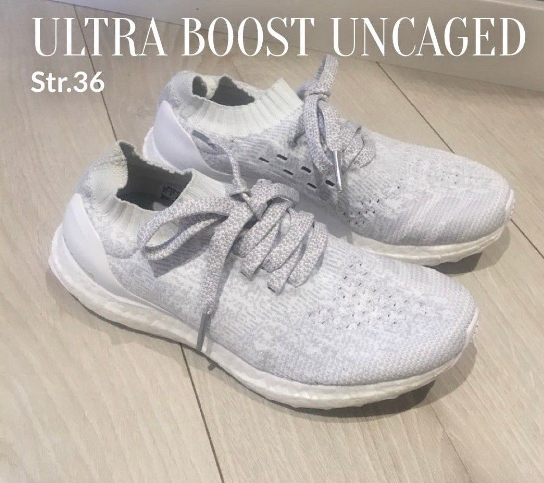 Adidas Boost joggesko str 36 23 | FINN.no