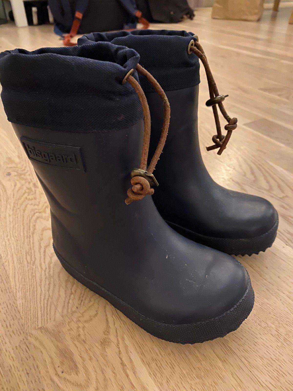 Bisgaard Winter gummistøvler | FINN.no