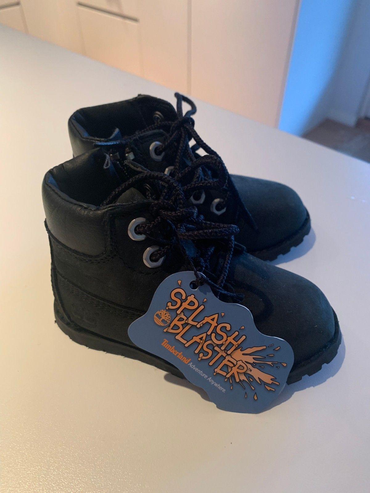 Ubrukte Timberland sko i str 22 | FINN.no