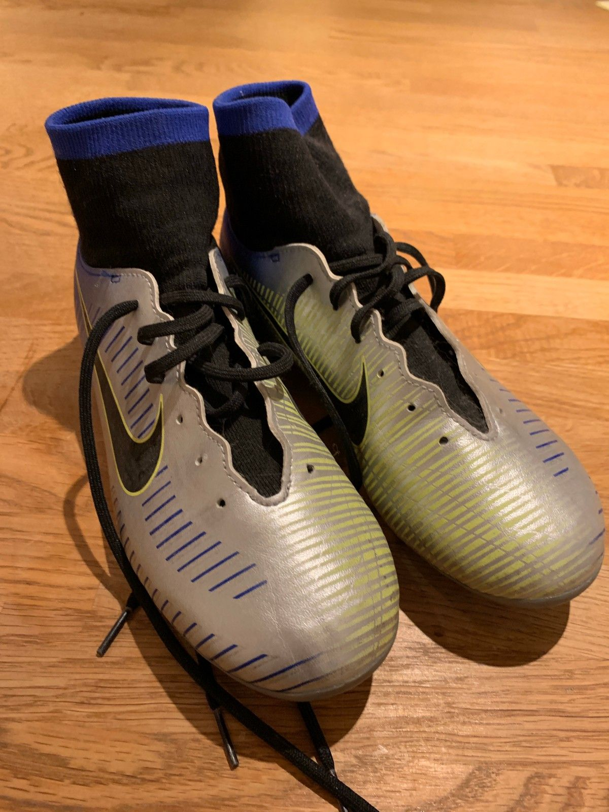 Nike mercurial kunstgress sko str. 38.5 | FINN.no