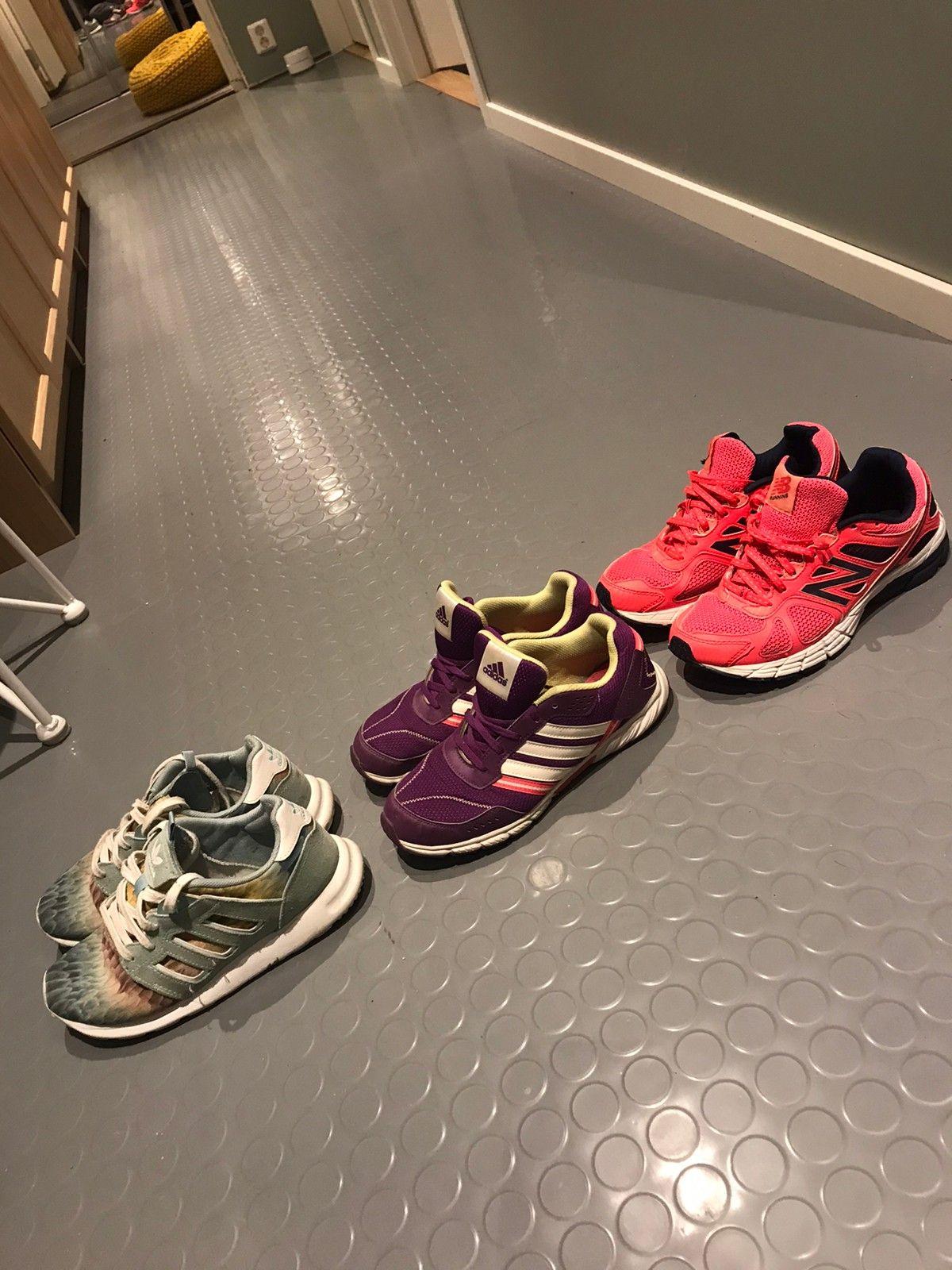 3 par sko str 38 selges! | FINN.no