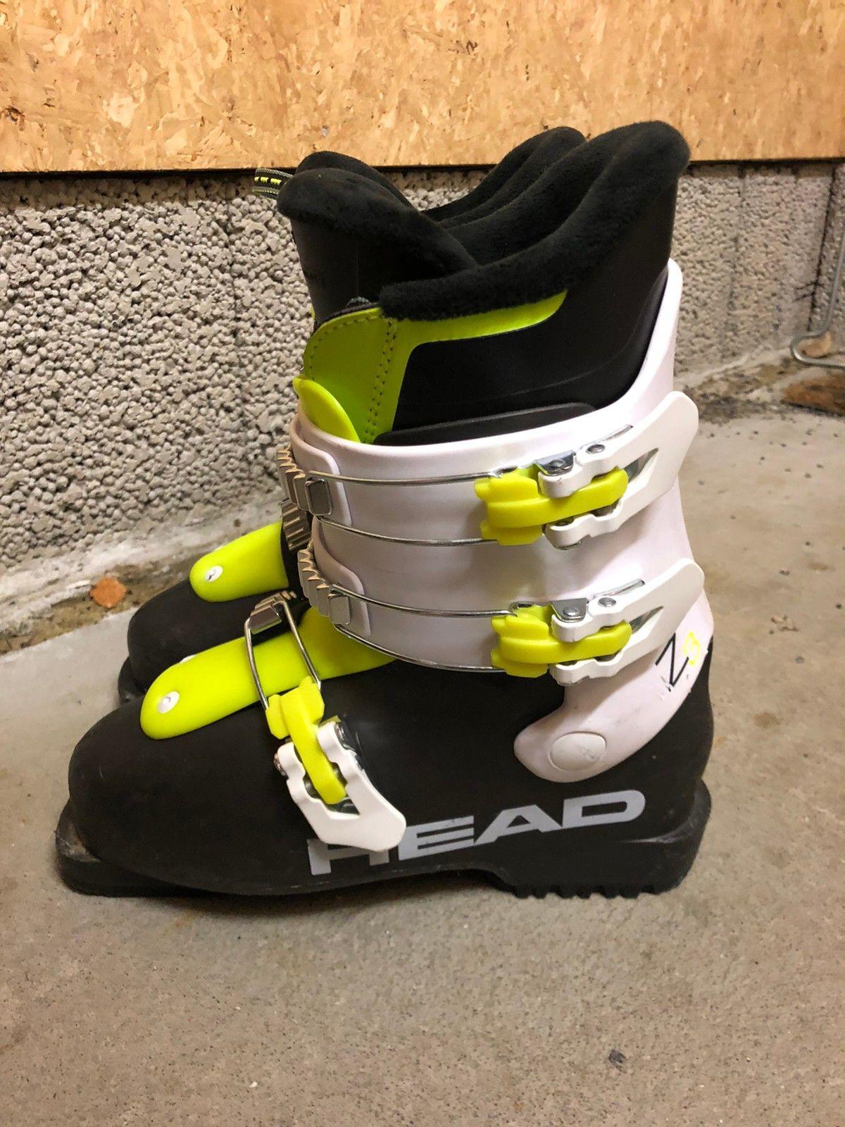 Lite brukt alpinstøvler selges | FINN.no