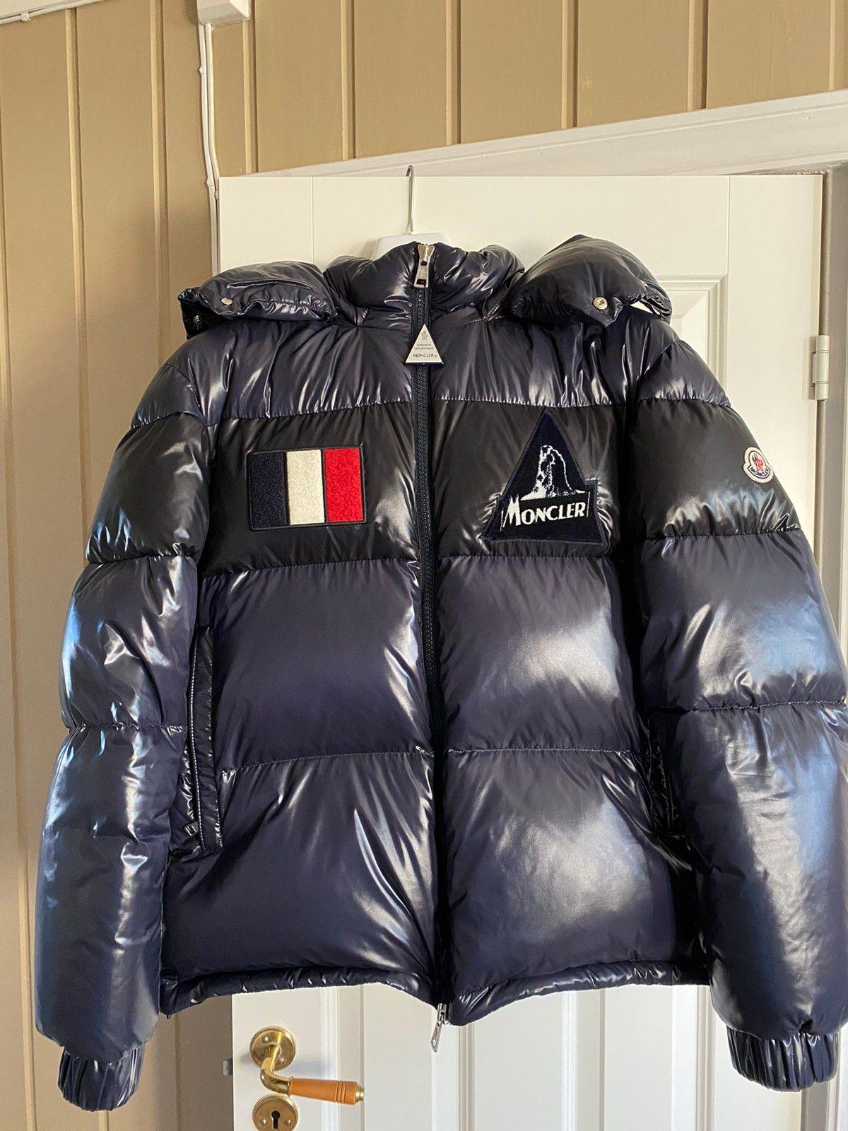 Moncler jakke til herre   FINN.no