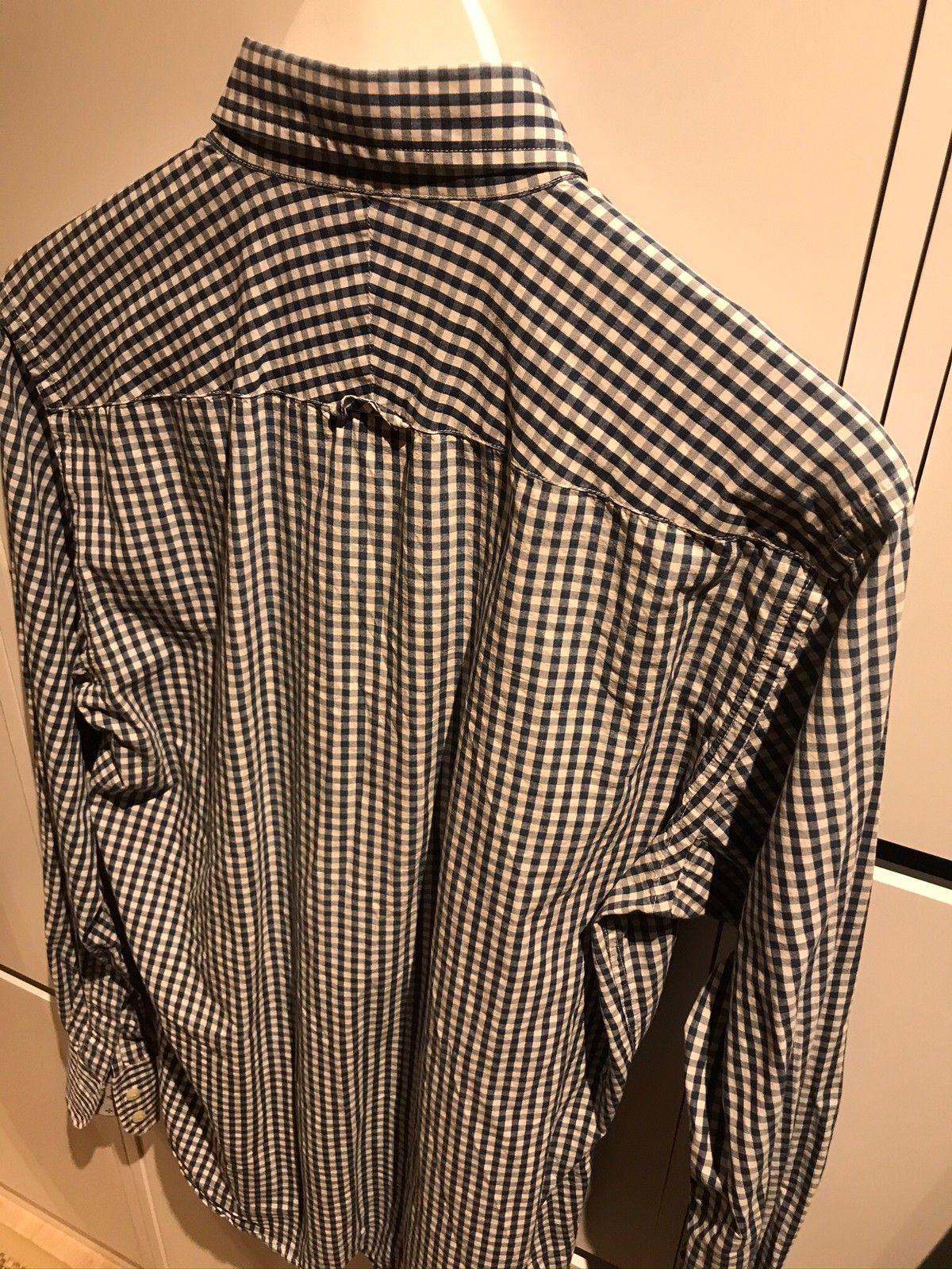 Flott MORRIS skjorte herre i 100% bomull størrelse 40 M
