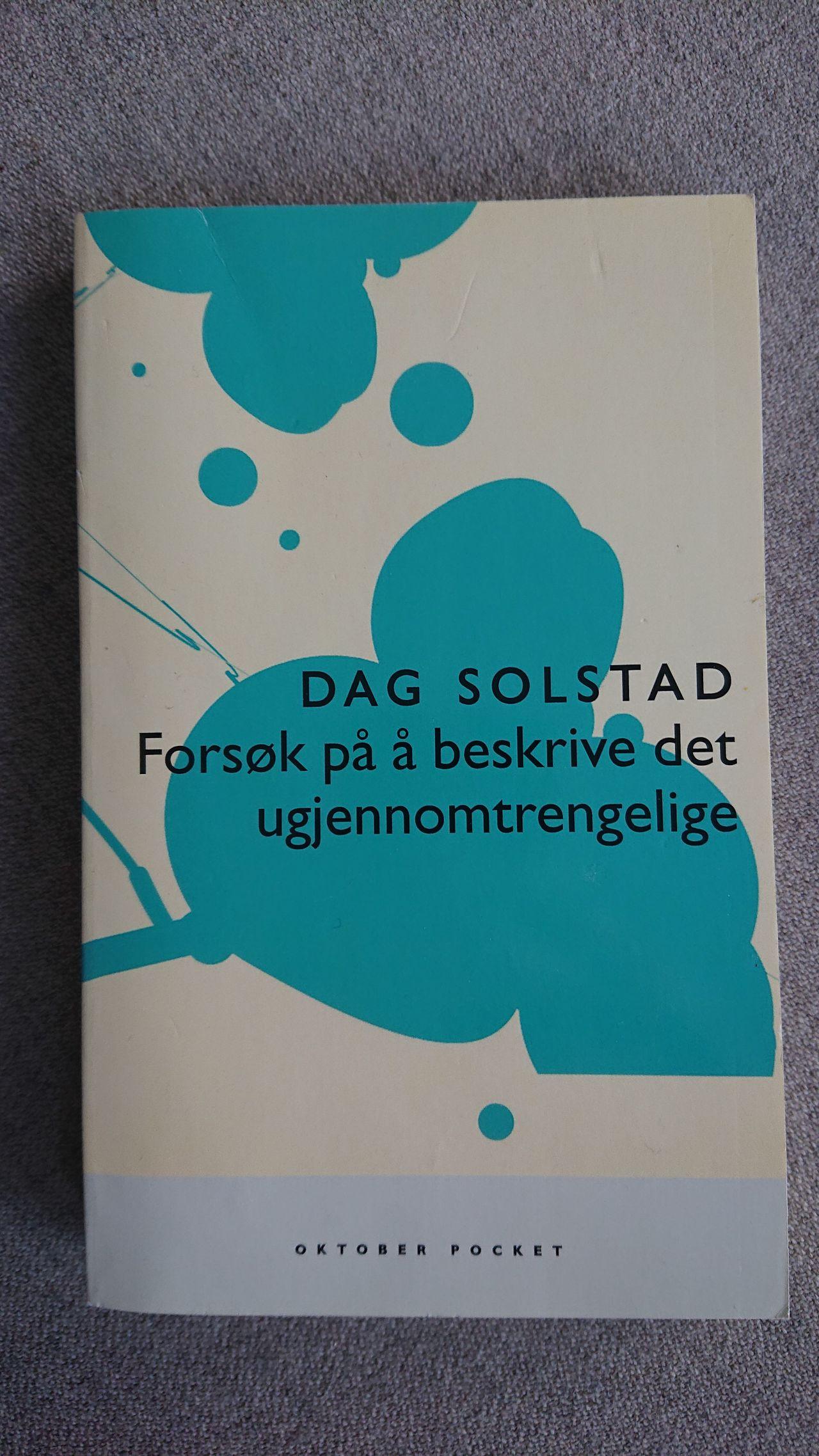 Forsøk på å beskrive den ugjennomtrengelige | morgenbladet.no