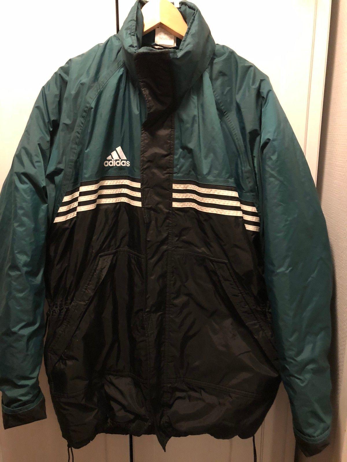 Adidas retro jakke 80 talls. (Nils Arne Eggen, RBK)   FINN.no