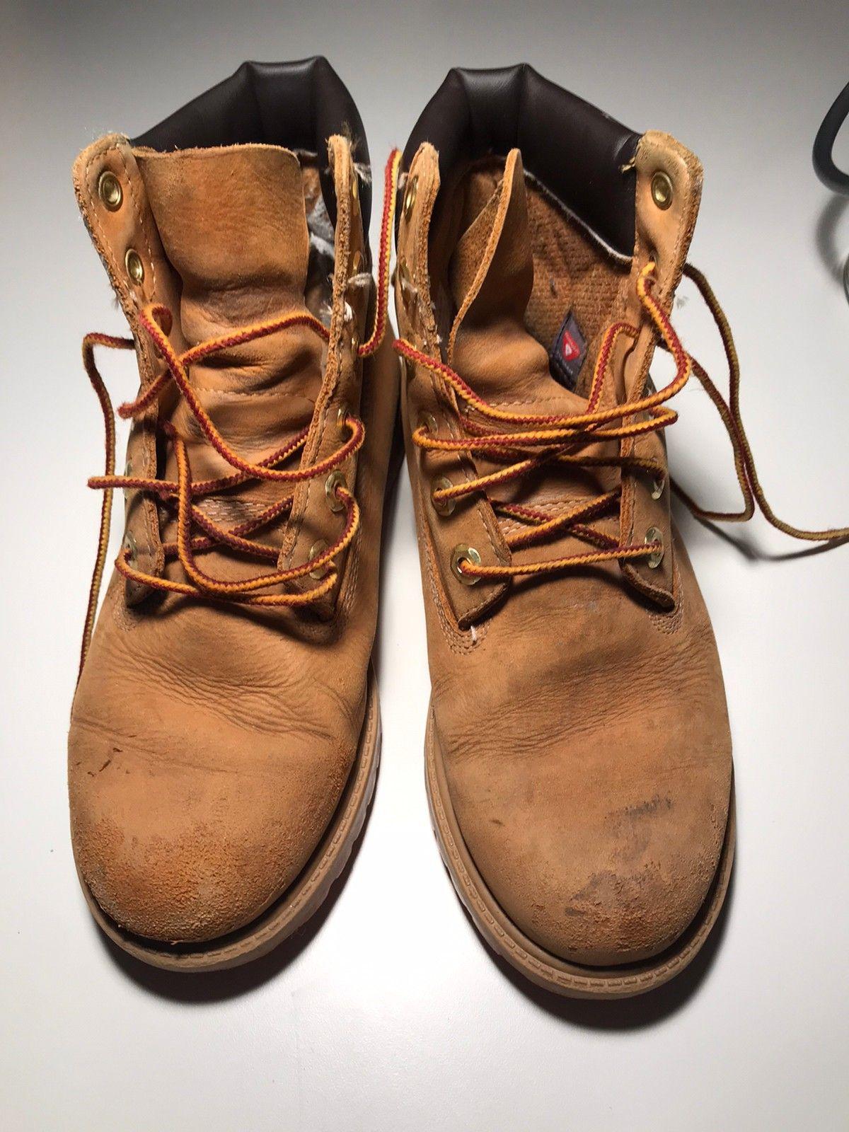 Klassiske gule Timberland støvler str 37 | FINN.no
