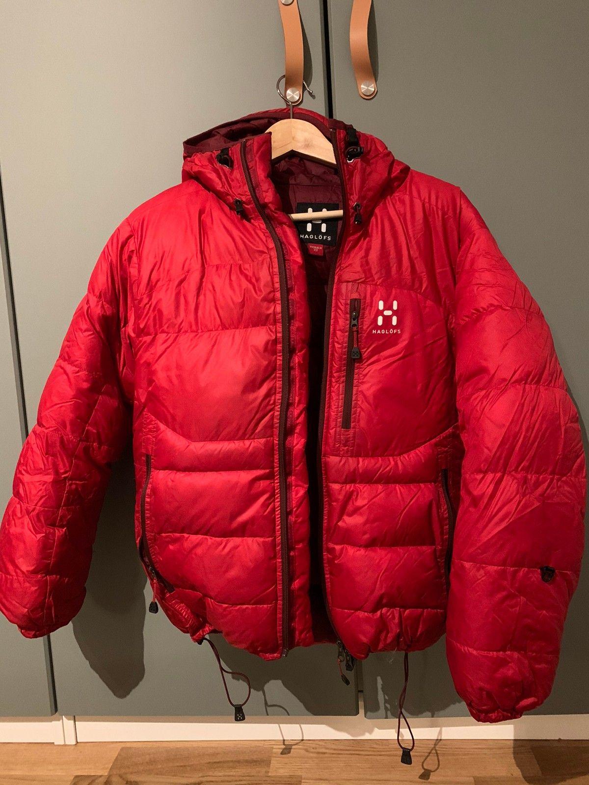 Haglöfs Belay II Q Down jacket | FINN.no