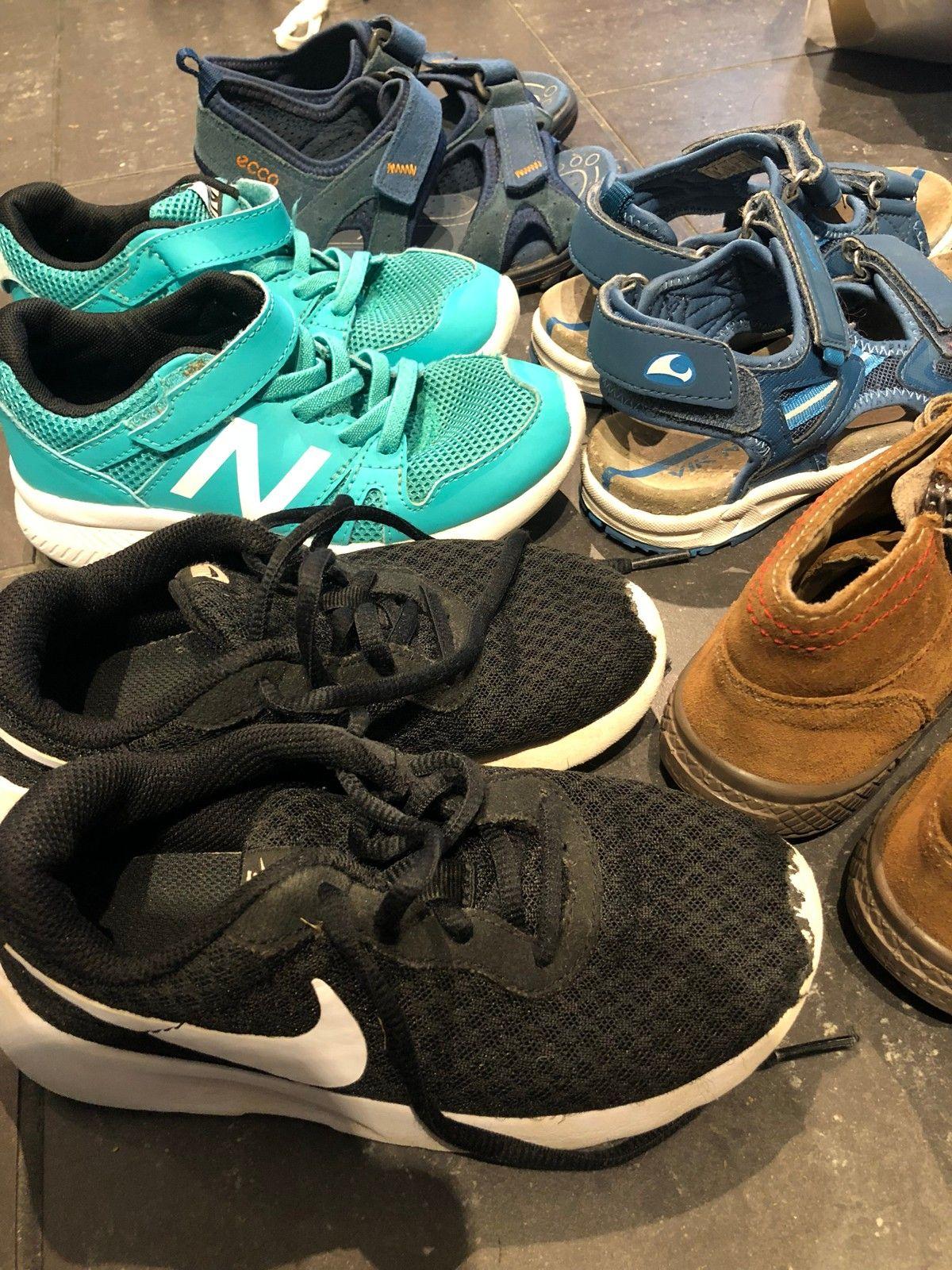 Div merkesko til gutt, bla Ecco , Nike | FINN.no