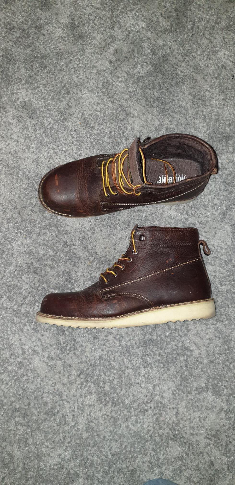 Wolverine Boots | FINN.no