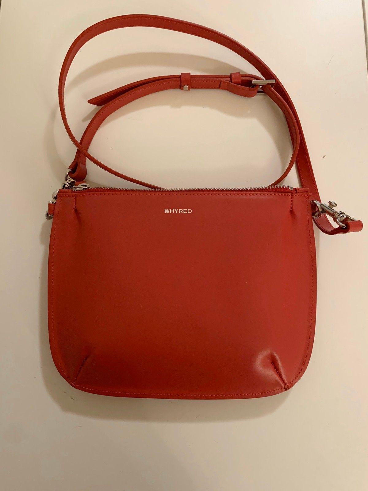 Rød veske fra H&M | FINN.no