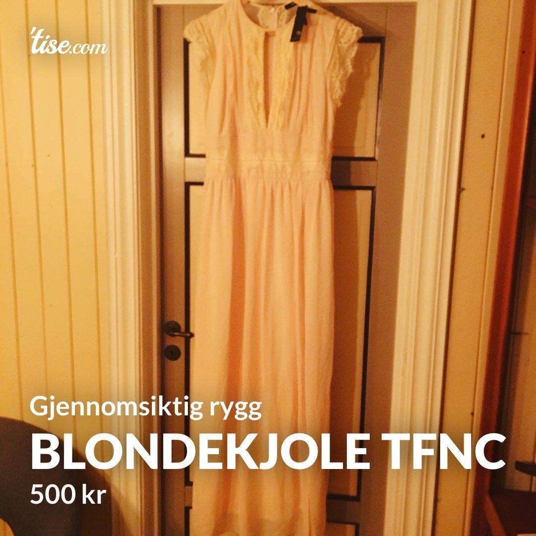 Kjole fra Zalando str. Small   FINN.no