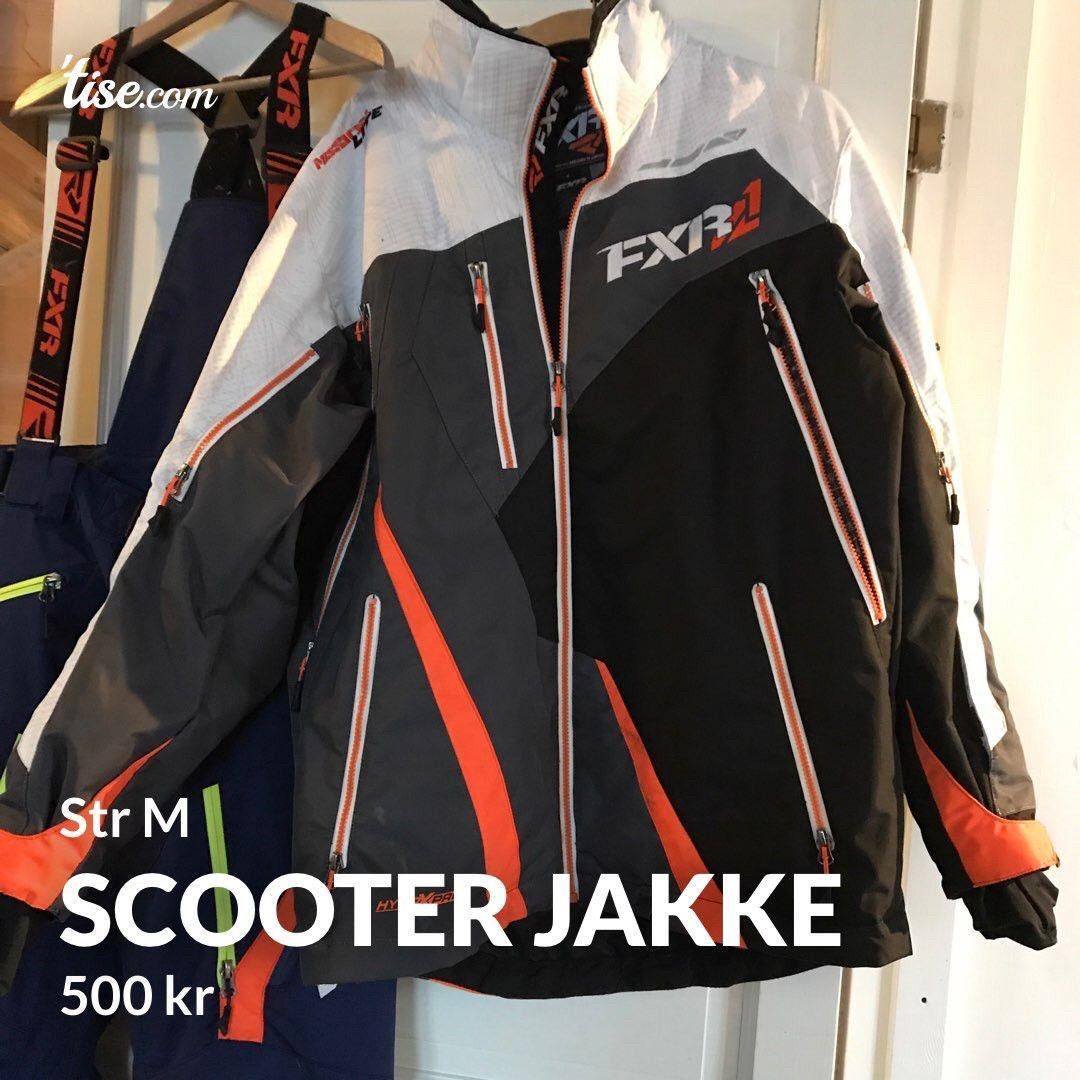 FXR scooter jakke | FINN.no