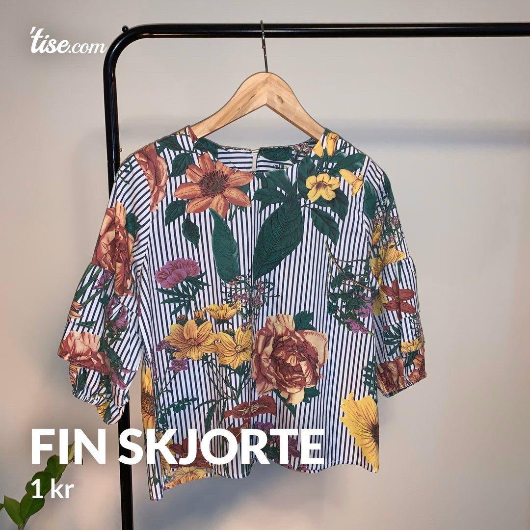 Fin skjorte   FINN.no