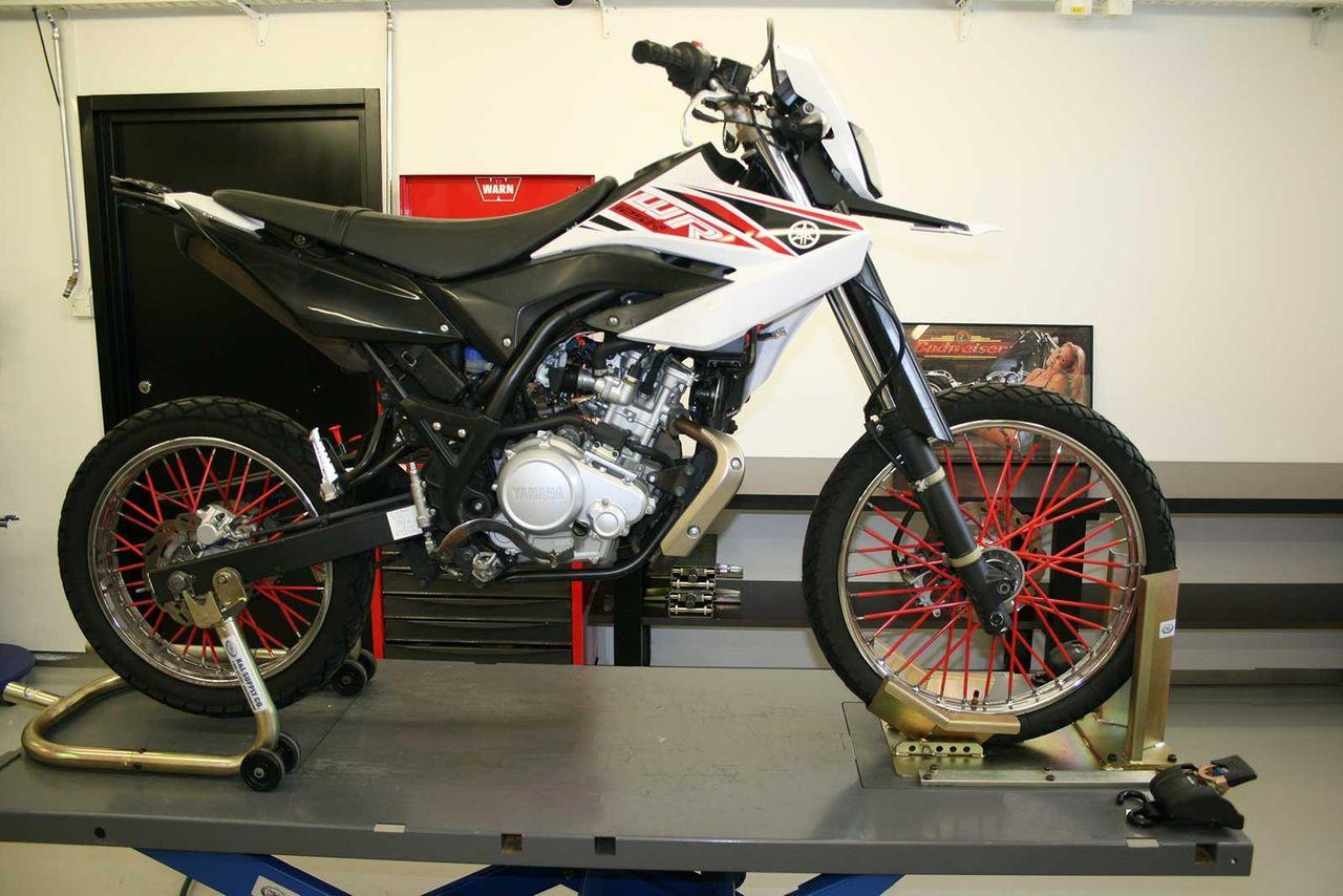 Yamaha wr125x kåper | FINN.no