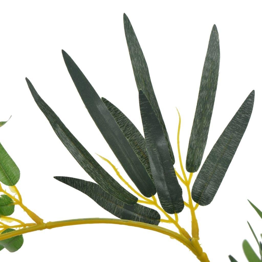 Køb vidaXL Kunstig bambusplante med potte grønn 160 cm