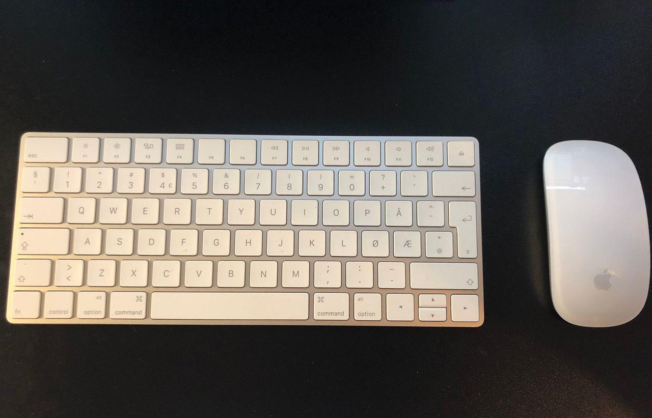 Apple Magic Keyboard og Magic Mouse selges | FINN.no