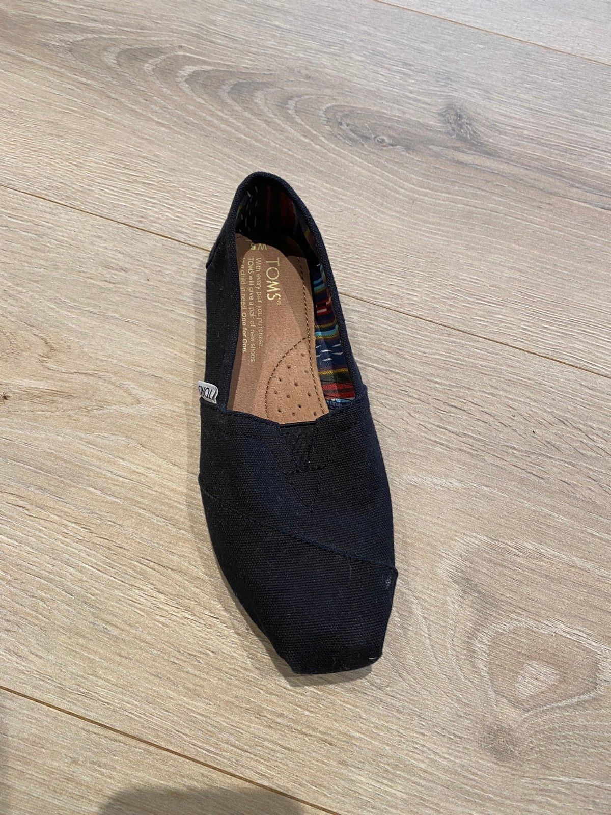 Ubrukte Toms sko str 39 | FINN.no