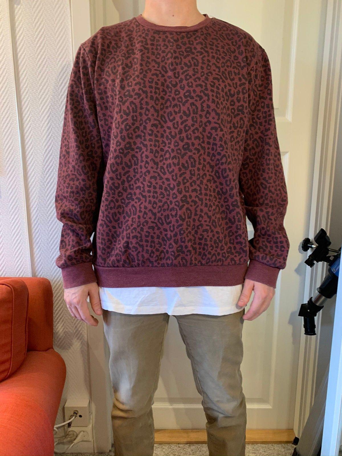 Leopard genser fra Forever 21 Str M | FINN.no