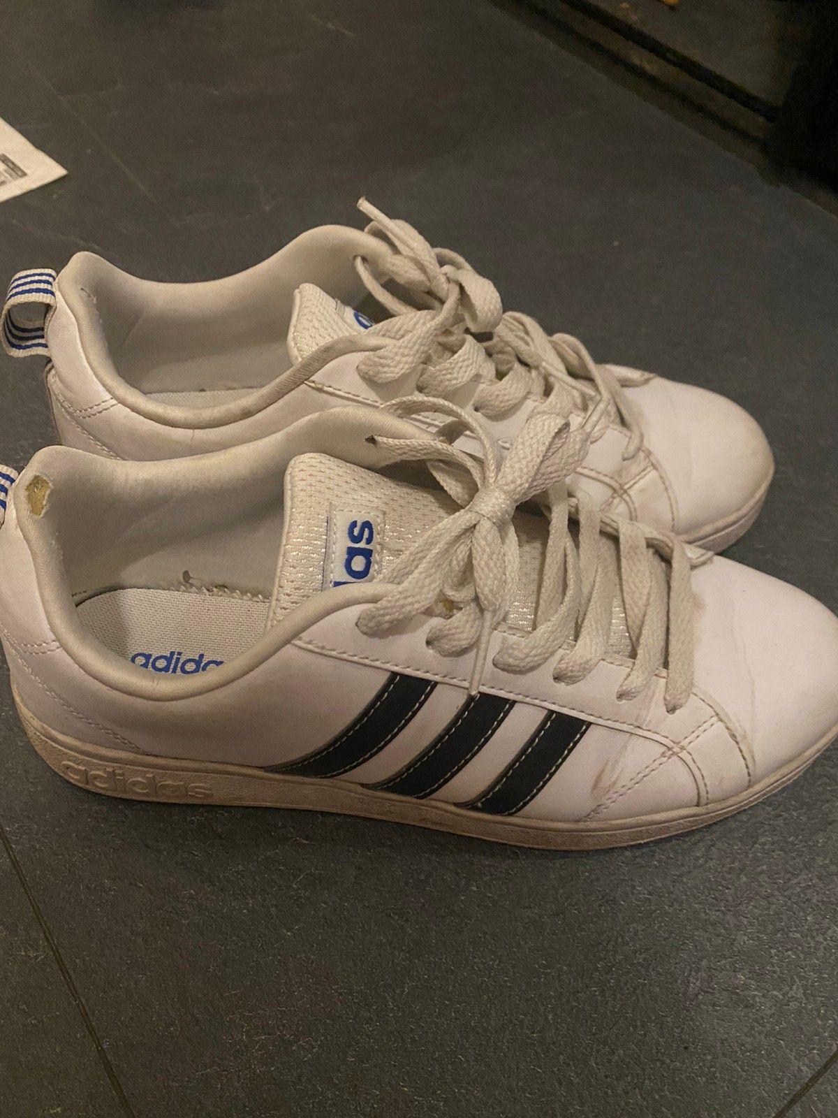 36.5 38 Sko til salg(Adidas, converse, skono, håndlaget