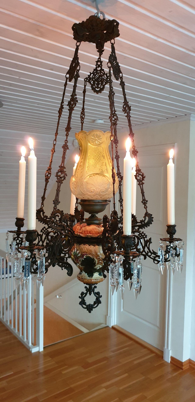 gamle messing lamper til hesteslede