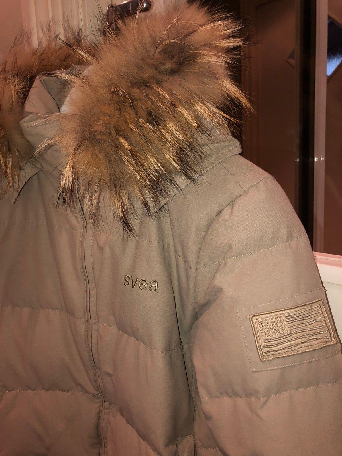 Svea Alicia jakke, beige, str L | FINN.no