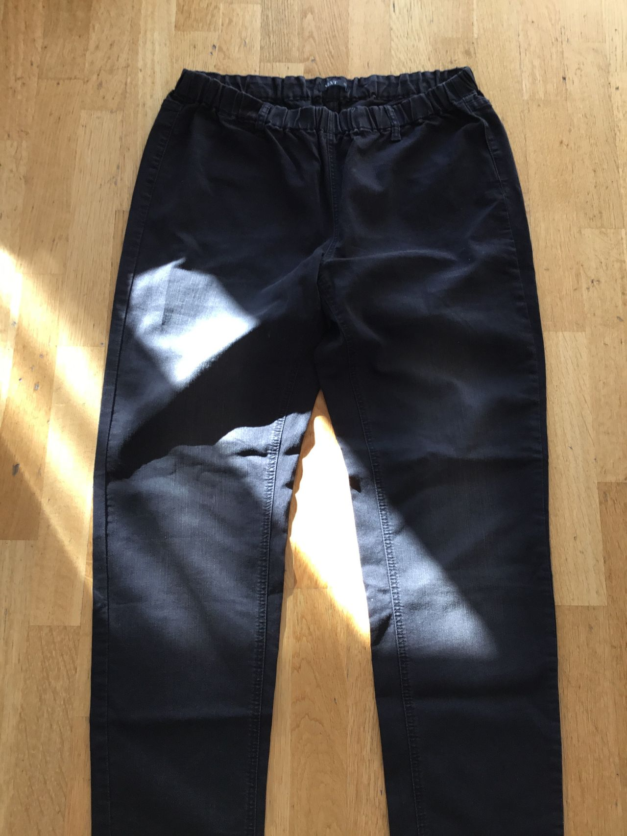 Klær dame jeans olabukse bukse str 38 | FINN.no