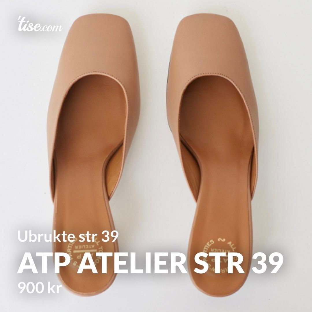ATP Atelier sko | FINN.no
