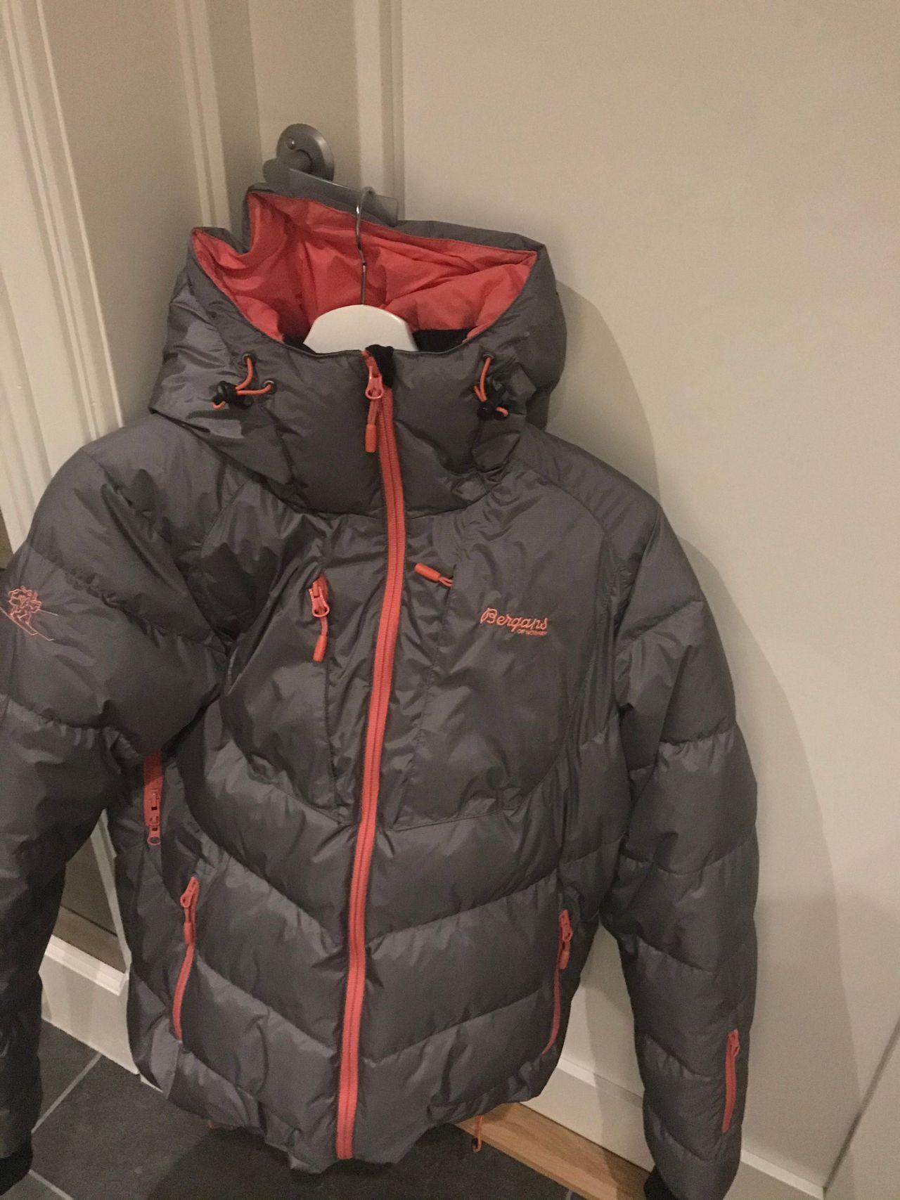 Bergans jakke arctic ocean herre str s | FINN.no