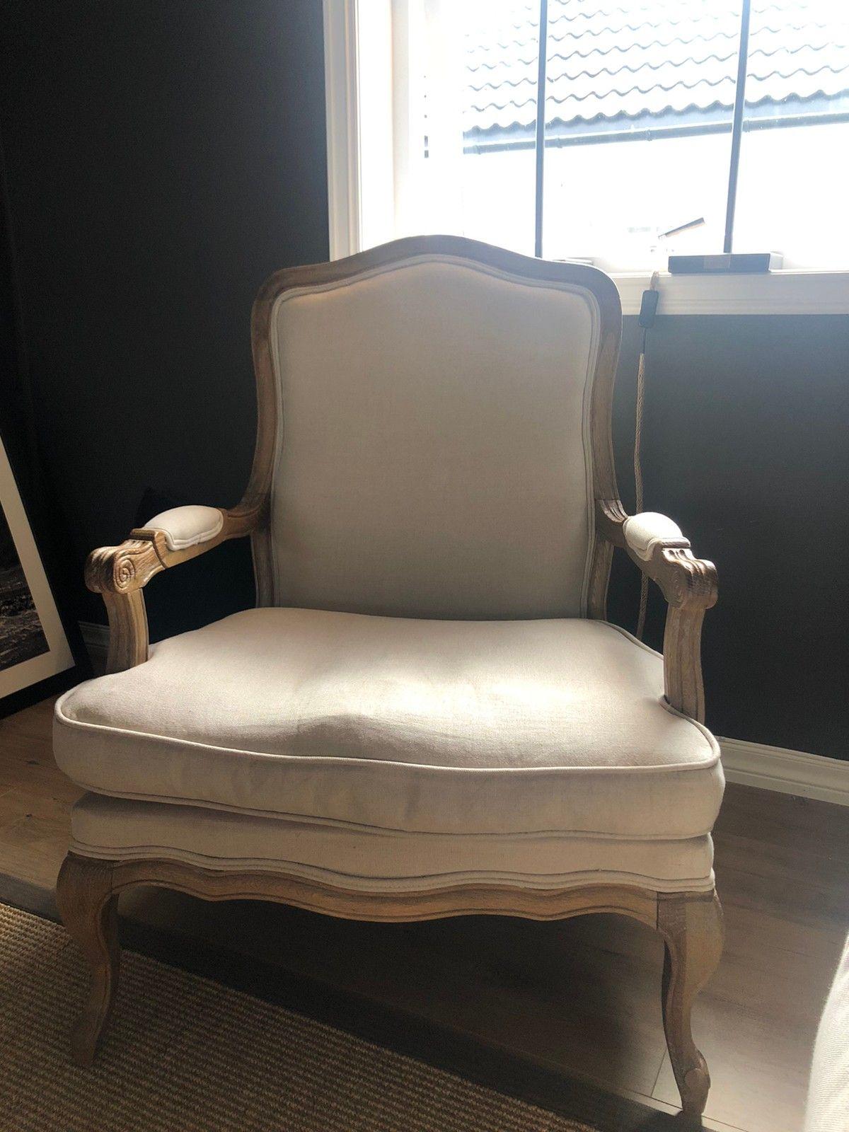 Klassisk god stol selges | FINN.no