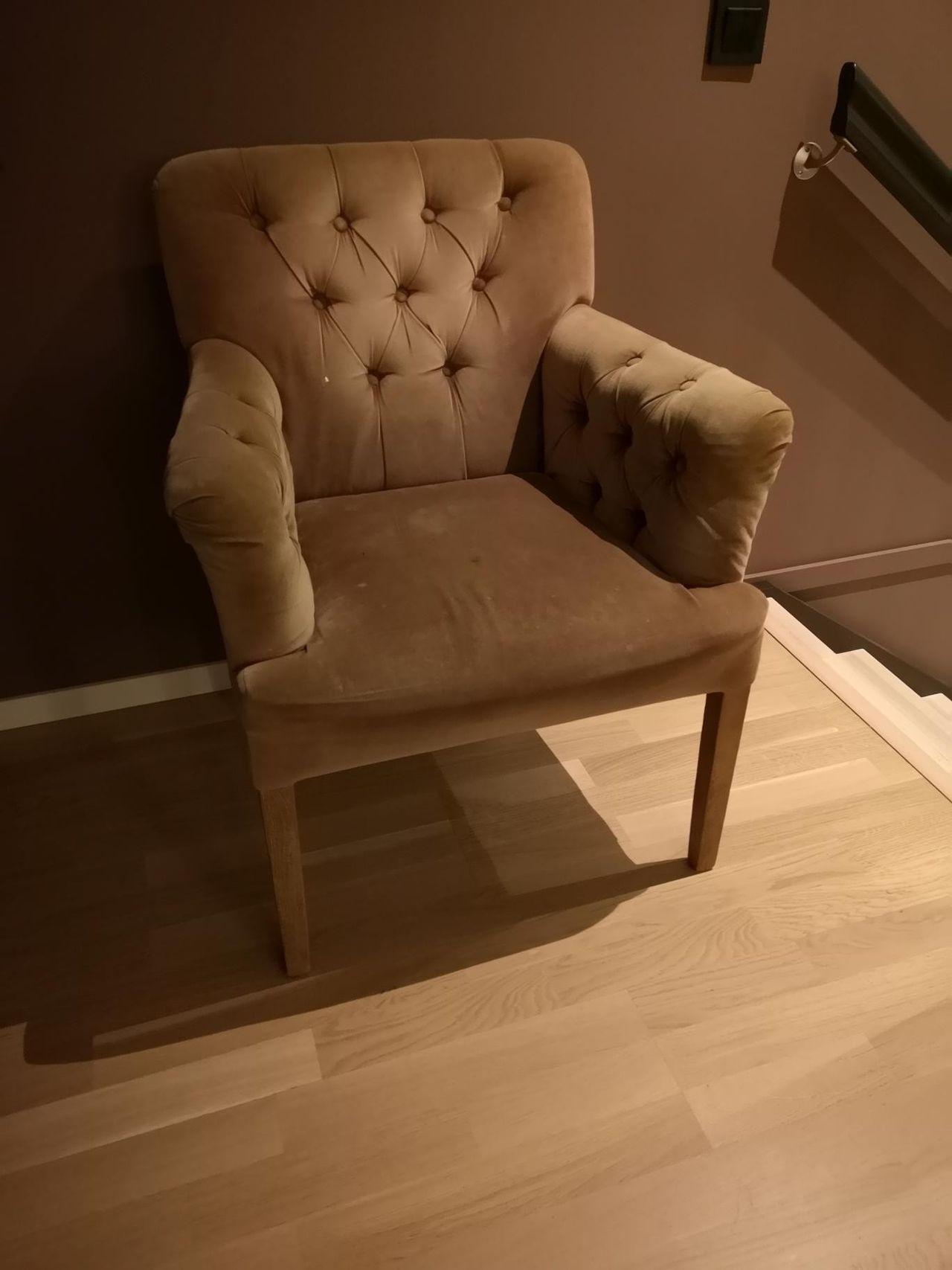 2 Art Wood stoler vinterstuestue | FINN.no