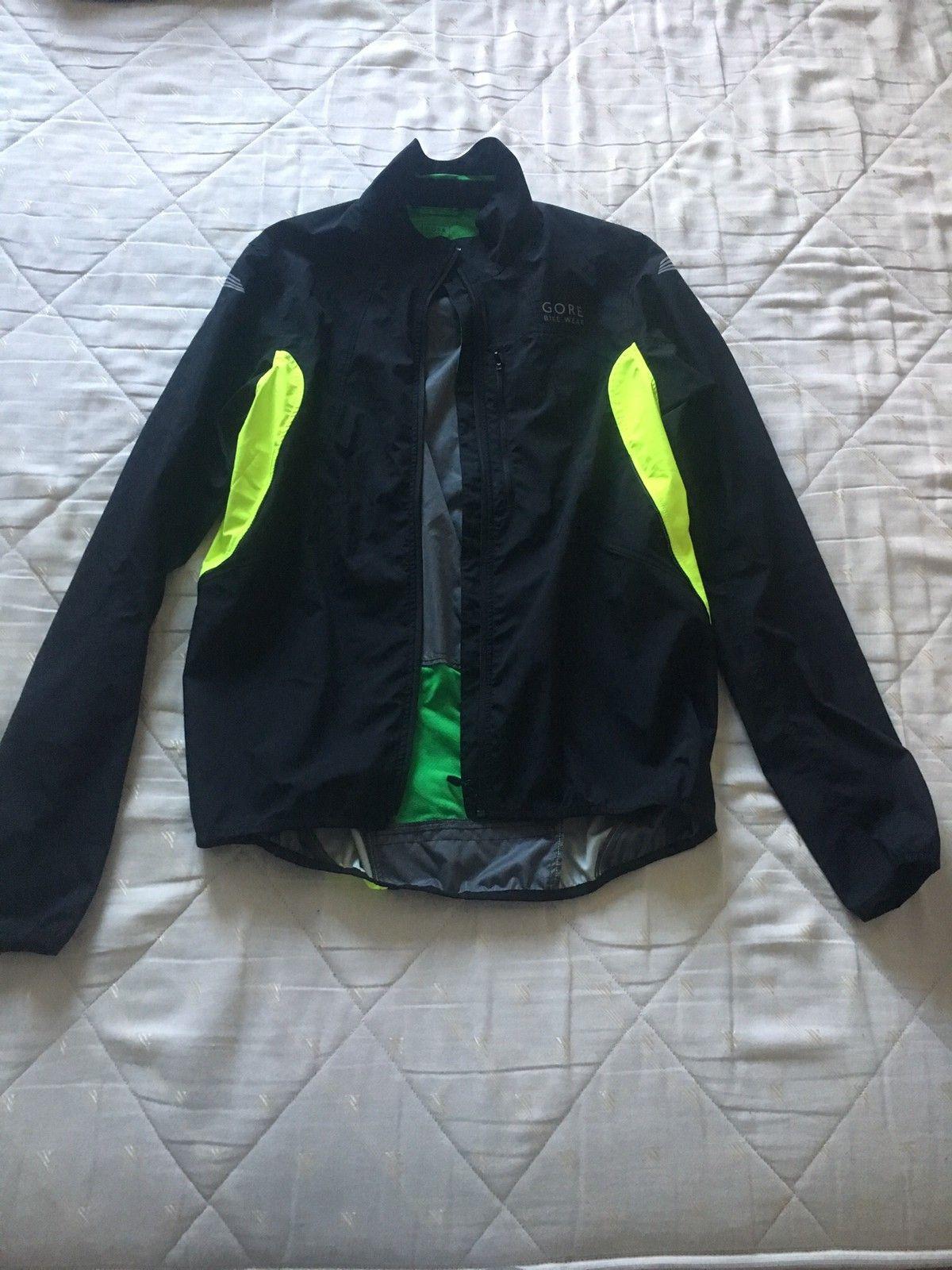 sykkeljakke gore jakke   FINN.no