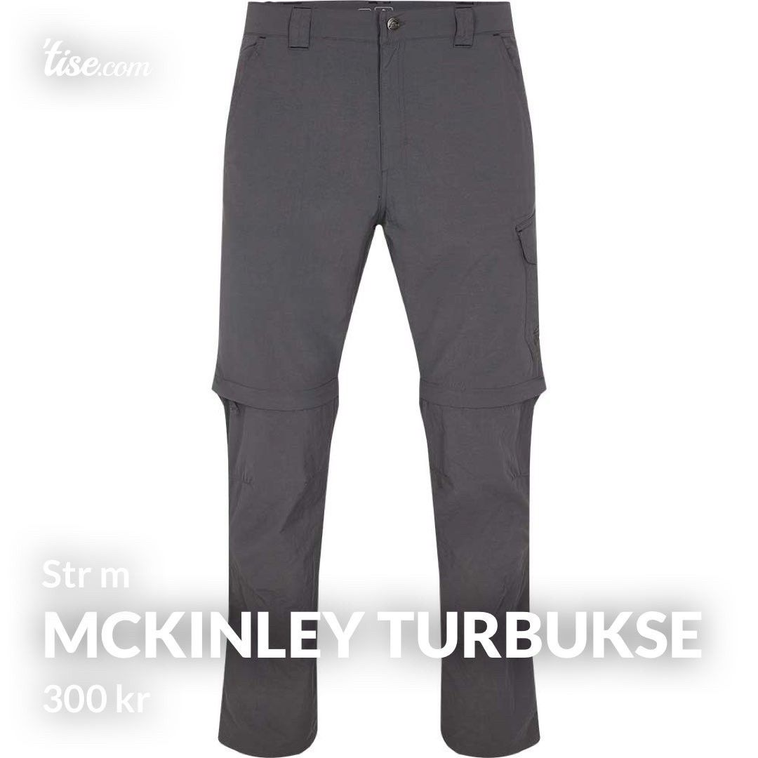 mckinley turbukse   FINN.no