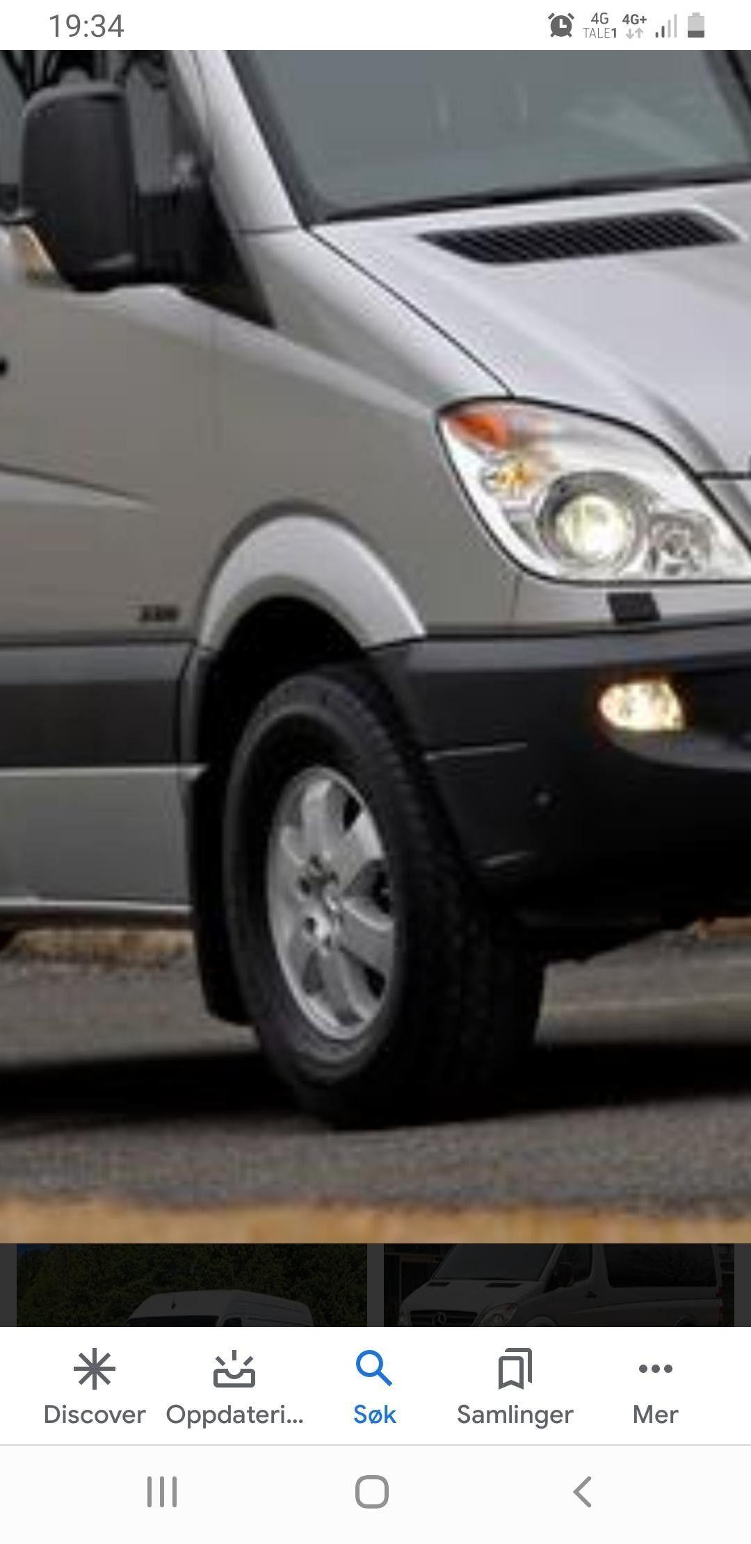 Mercedes Benz Sprinter 2006 2020 mod brukte og nye bildeler