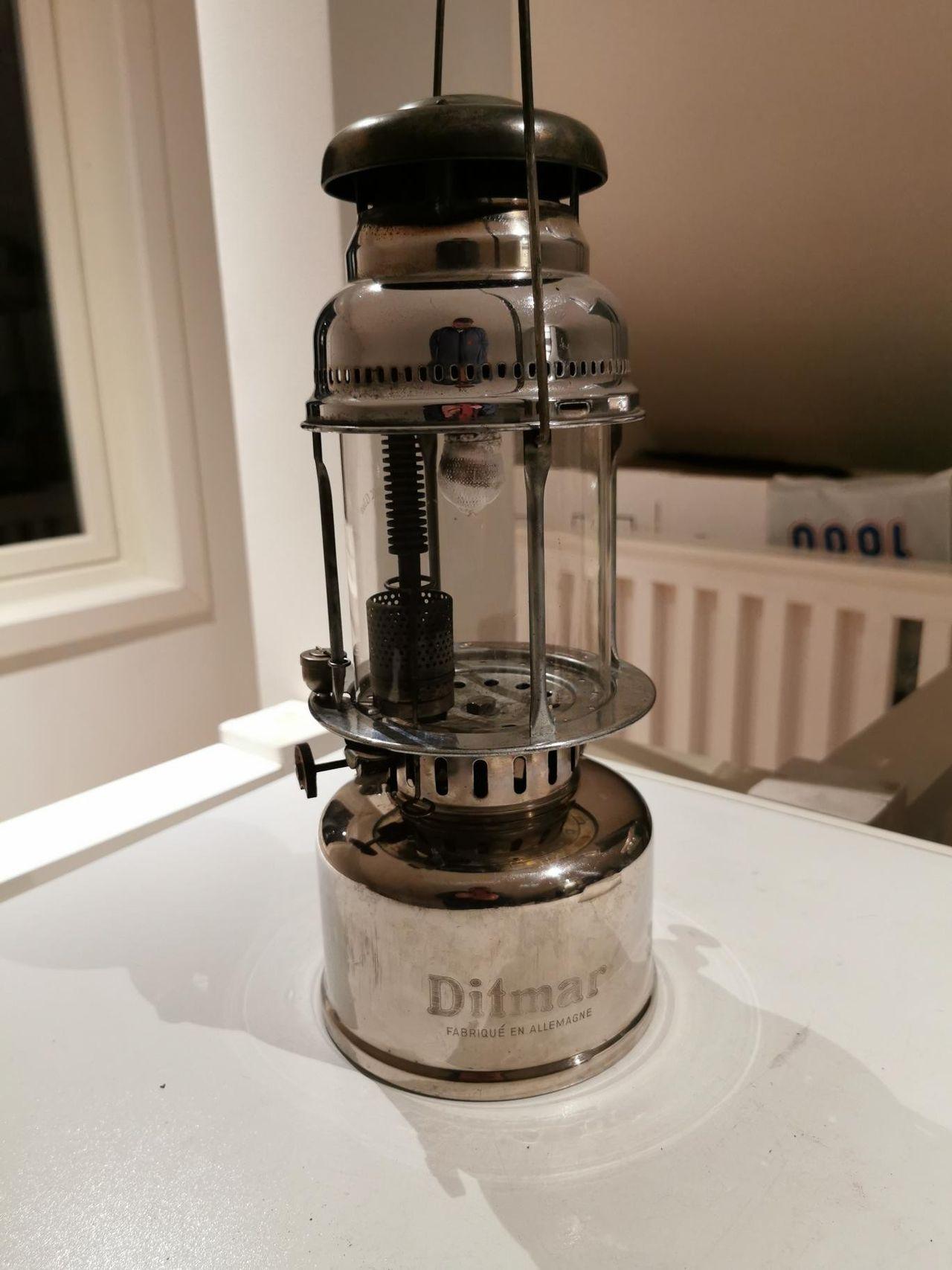 Petromax Parafin lamper og tilbehør | FINN.no