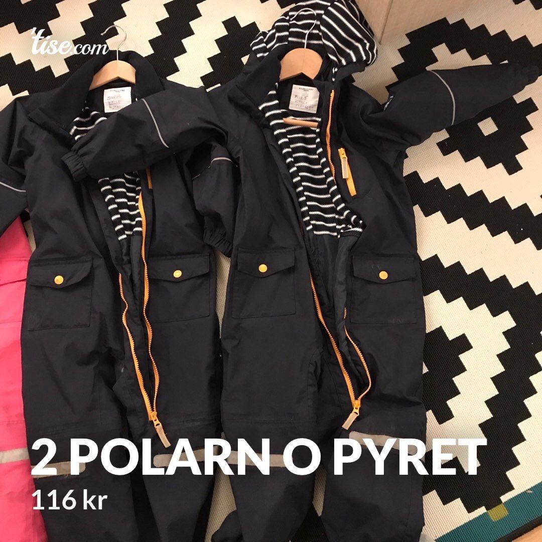 Polarn Pyret og Isbjørn of Sweden   FINN.no