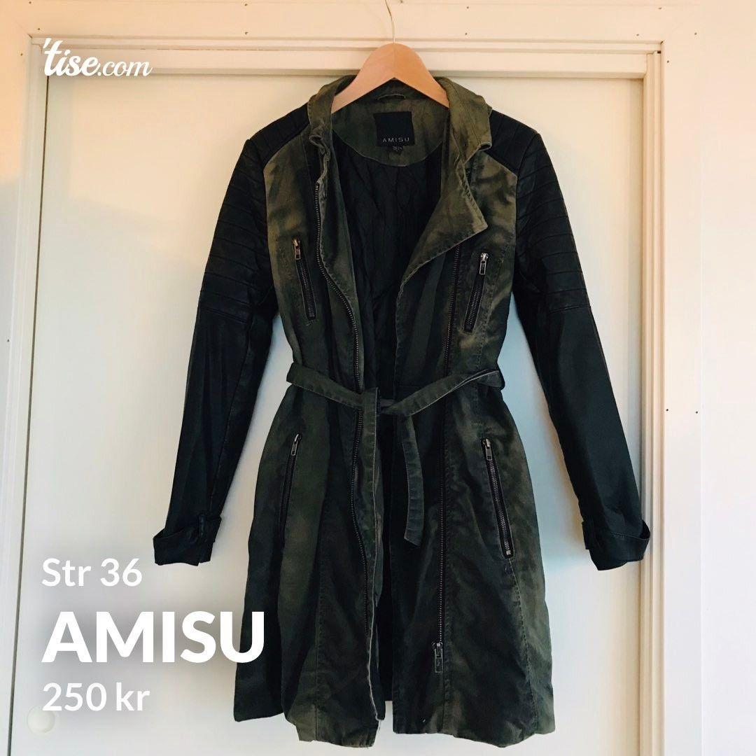 Amisu jakke selges | FINN.no