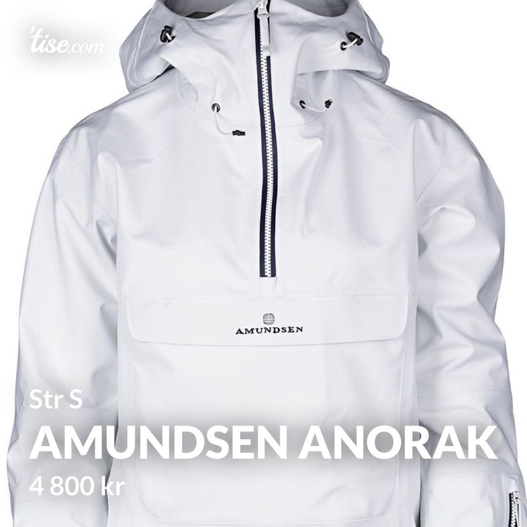 Amundsen Jakkegenser | FINN.no