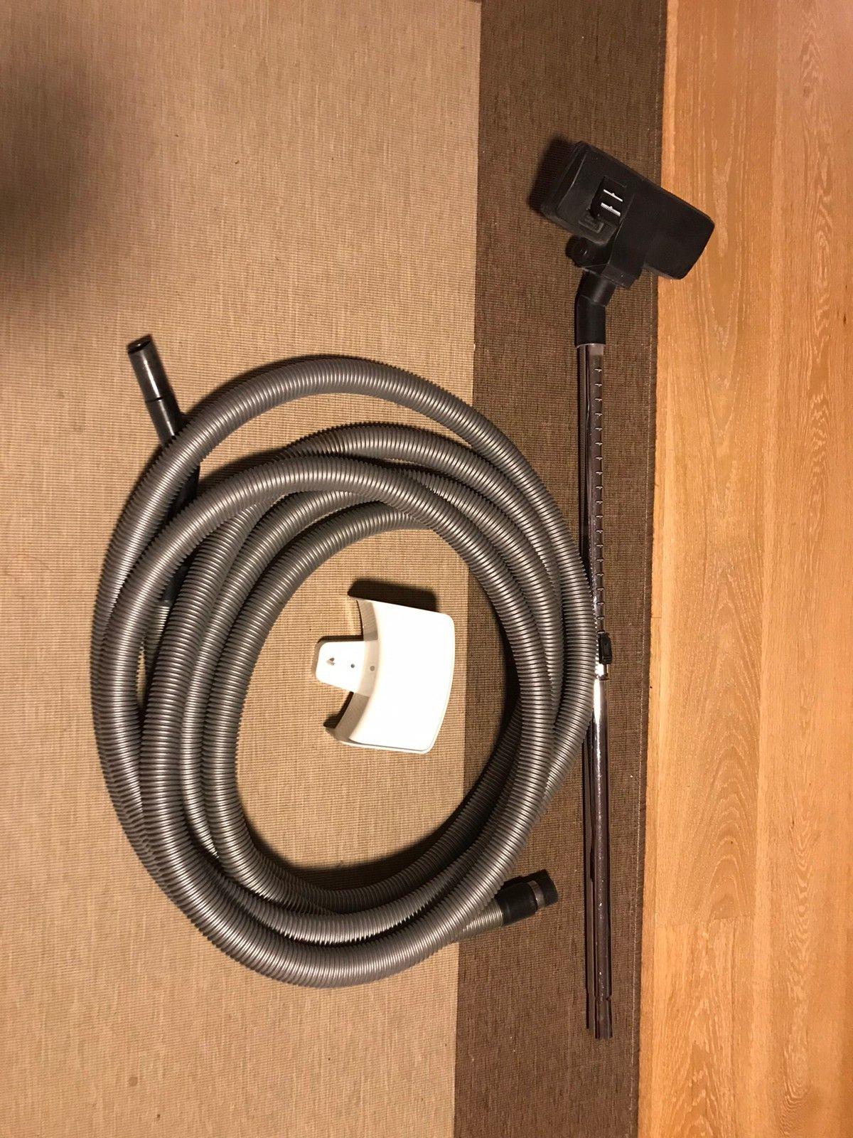 Electrolux sentralstøvsuger slangesett | FINN.no
