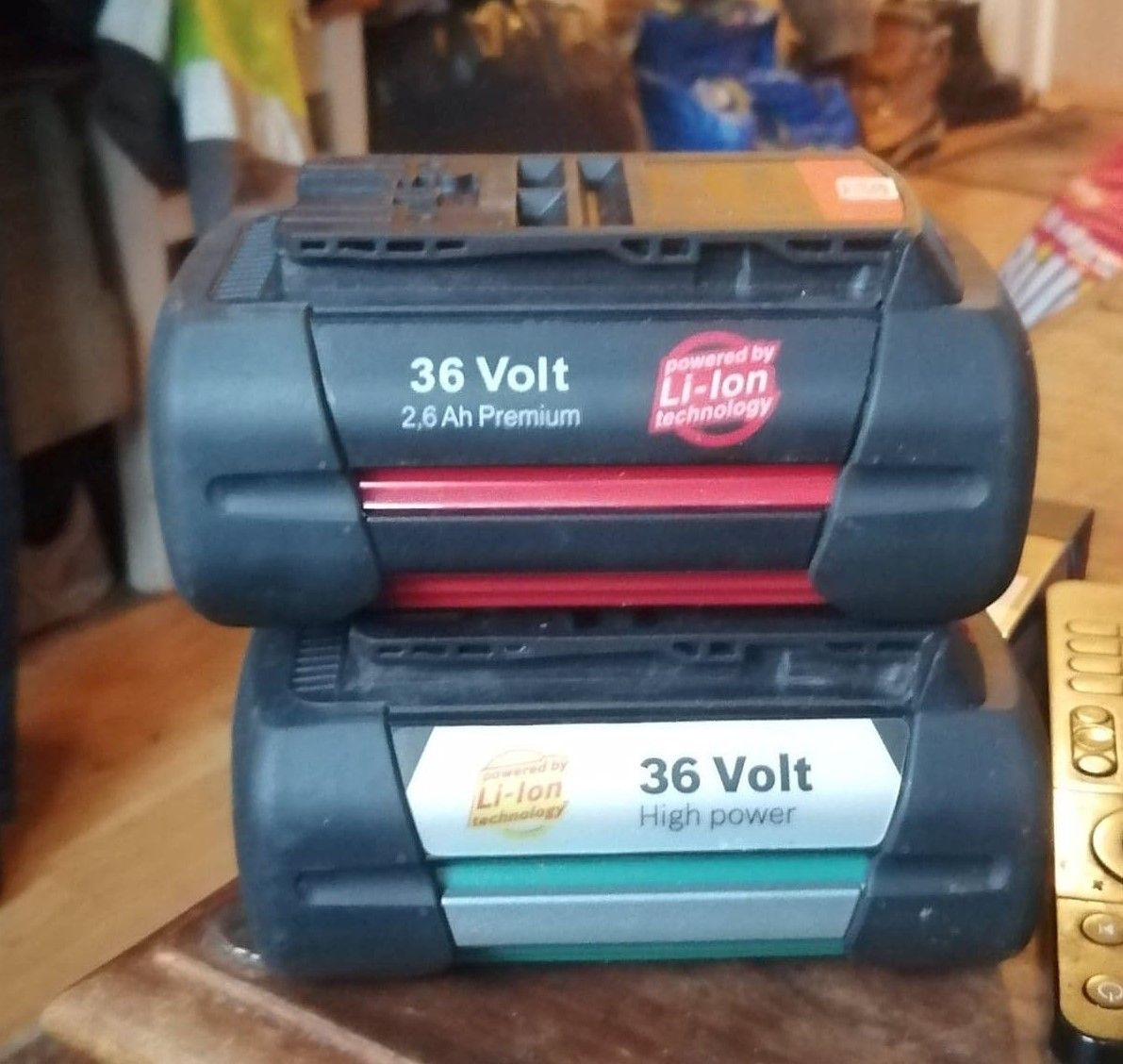 bosch 36v batteri + lader | FINN.no